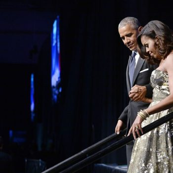 The Obamas are still responding to strangers' wedding invitations, because they're the best