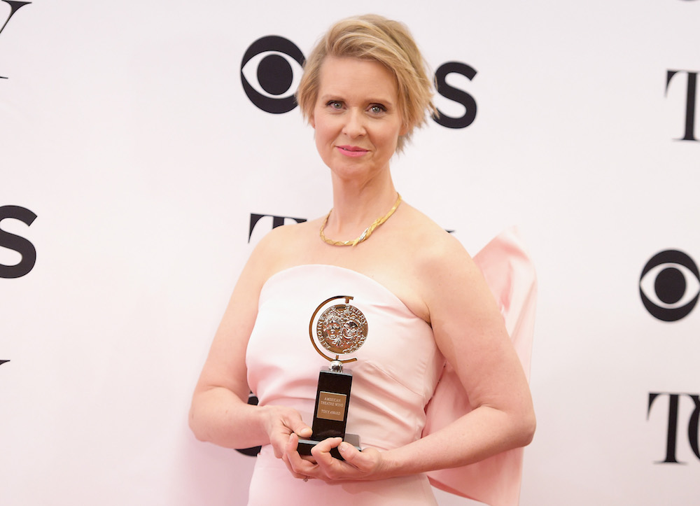 So Cynthia Nixon is apparently considering running for Governor of New York