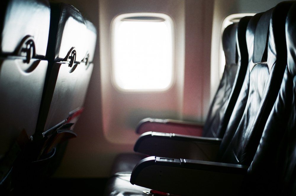 A teacher's nosiness on a plane just saved two kids from sexual abuse