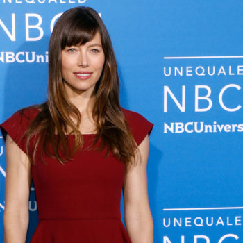 Jessica Biel opened up about the struggles of being a working mom