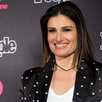 """Idina Menzel loved this boy's rendition of """"Let It Go"""" so much, she let him sing it twice"""