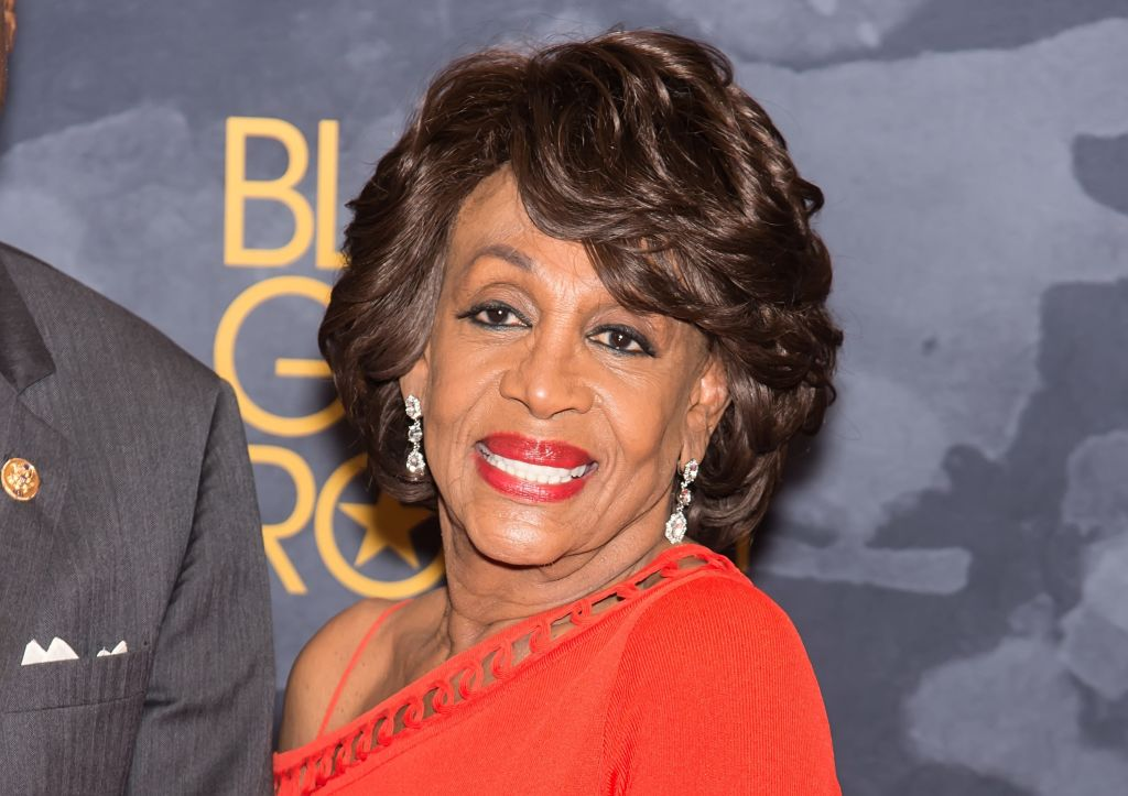 """Maxine Waters has a powerful message for """"right-wing ultra conservatives"""" who dare to test her"""