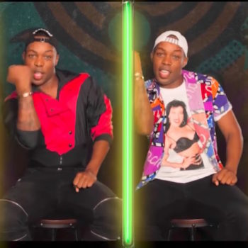Todrick Hall's new medley is the only 90s mashup you'll ever need