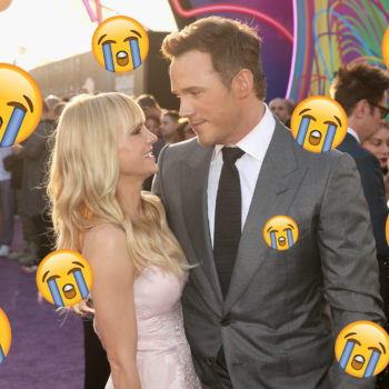 If you're looking for a place to cry following the Chris Pratt and Anna Faris separation, Twitter is here for you