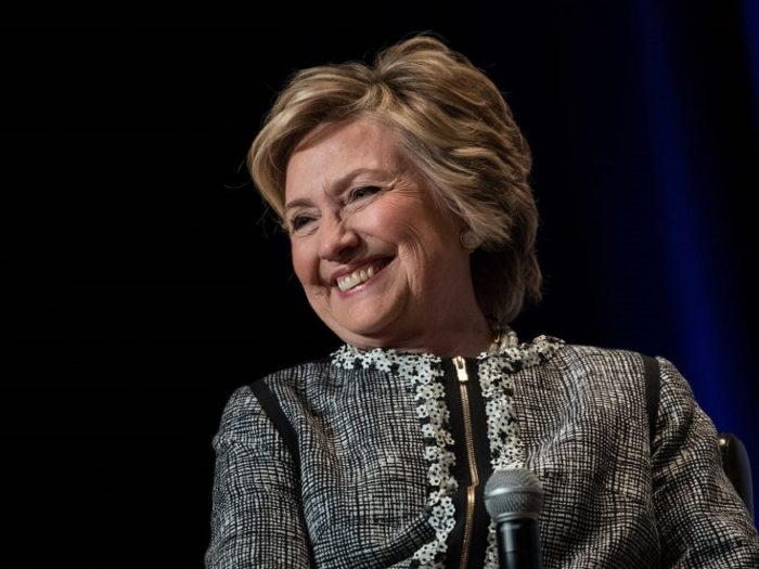 Hillary Clinton Just Had Special Screening Of 'Wonder Woman' With Bill