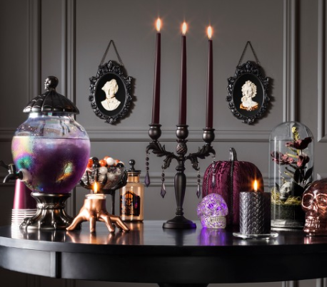 Target just released its spooktacular Halloween home decor collection