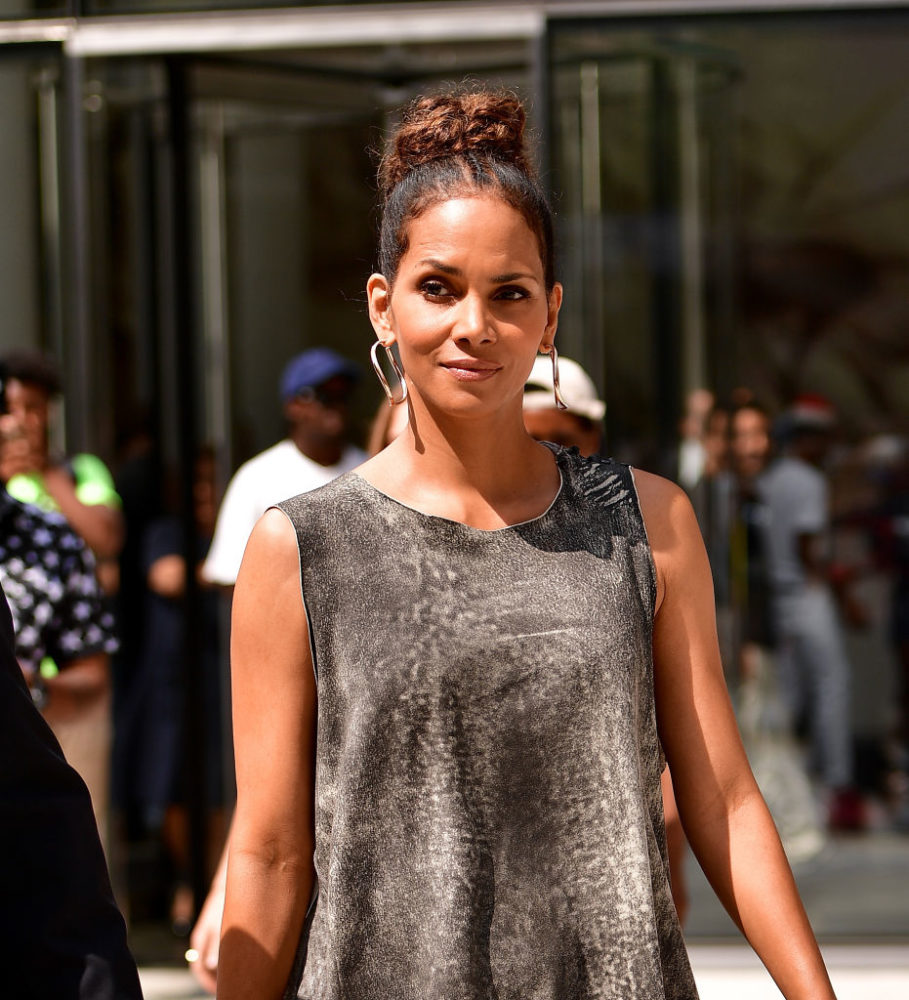 Halle Berry got candid about growing up biracial and dealing with bullies at school