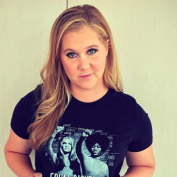 Amy Schumer is going to Broadway, because the theater gods have blessed us