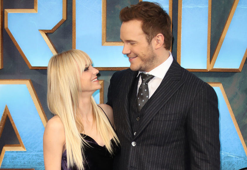 Here's how Anna Faris is doing following her split from Chris Pratt, according to her TV mom, Allison Janney