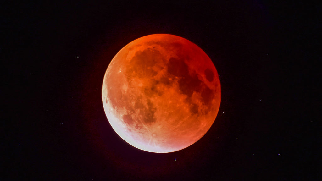 The Aquarius Full Moon Lunar Eclipse is here to introduce you to your power