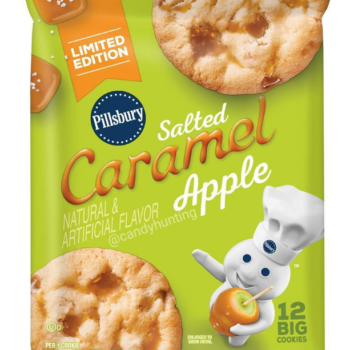 Pillsbury's new fall cookie dough flavor is a salty and tart delight