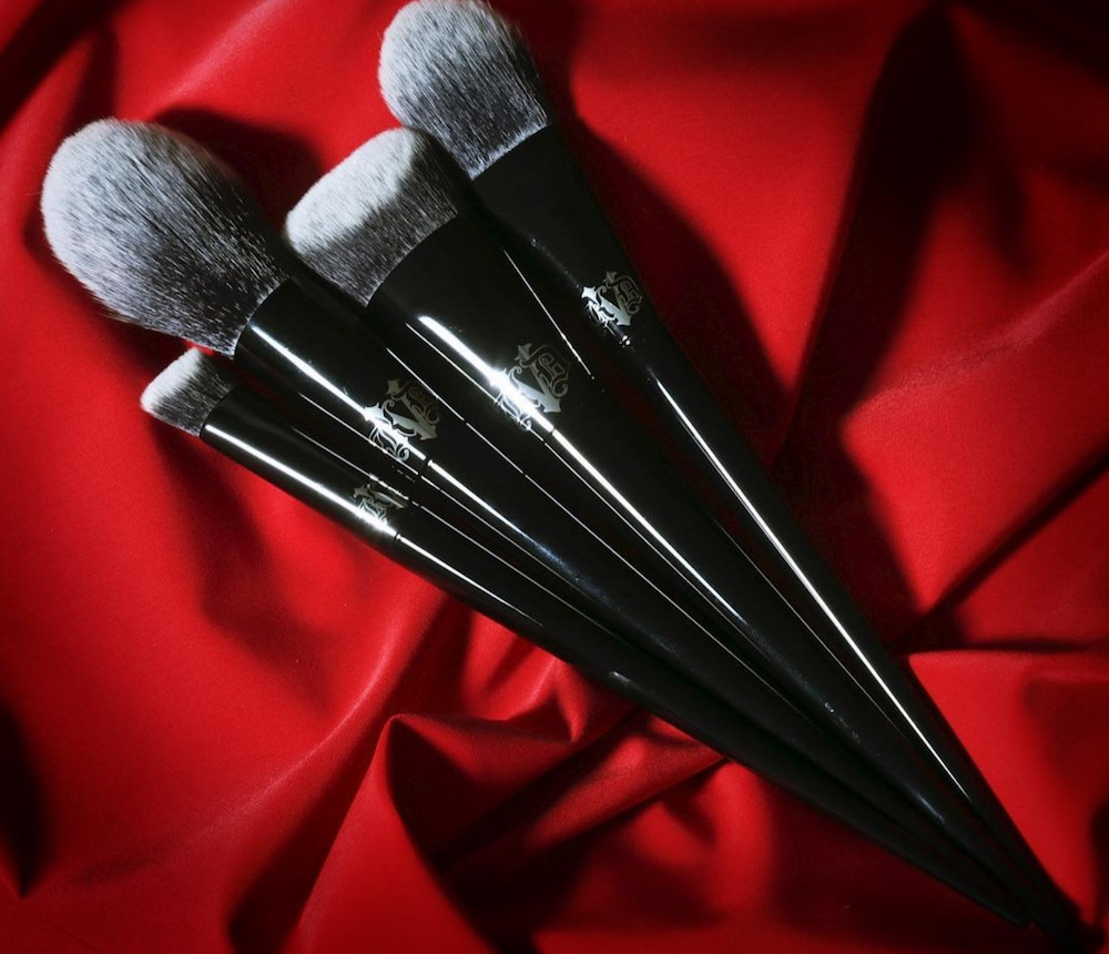Kat Von D Beauty is launching an entire line of vegan and cruelty-free makeup brushes