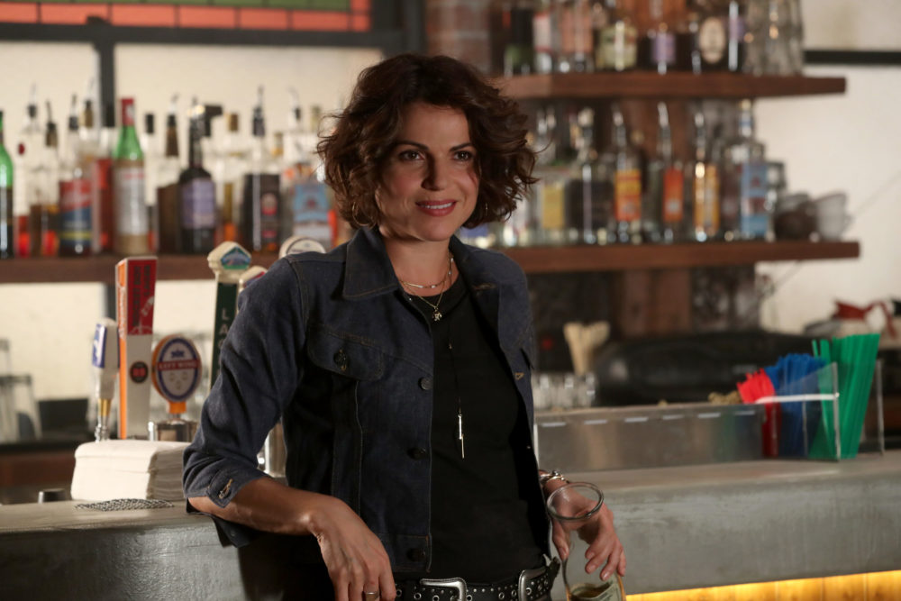 "Don't freak out, but Regina has a totally different name in ""Once Upon a Time"" Season 7"