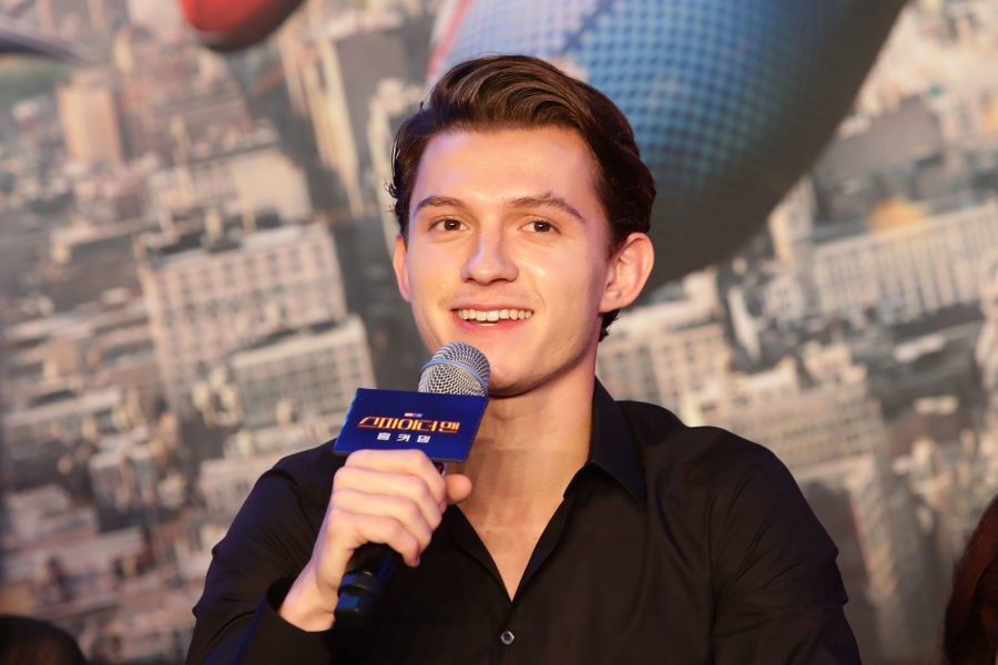"Tom Holland just ""confirmed"" the most bizarre rumor about himself"