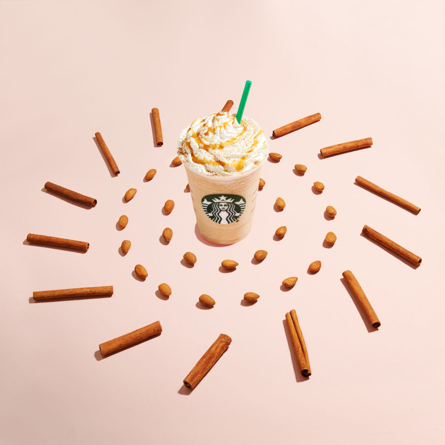 Starbucks quietly released a Horchata Almond Milk Frappuccino