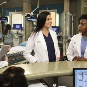 """Not one but TWO doctors aren't returning for """"Grey's Anatomy"""" Season 14"""