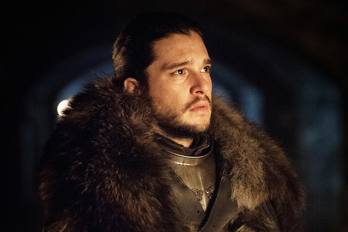 "Part of Jon Snow's costume on ""Game of Thrones"" is from Ikea"