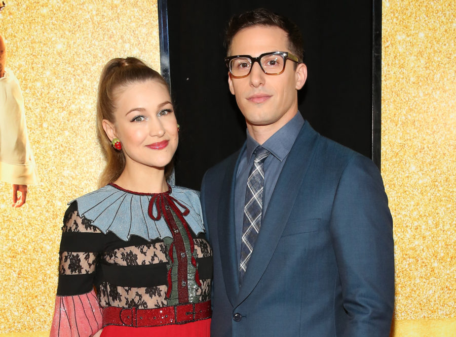 Andy Samberg and Joanna Newsom have welcomed their first child, and so many congrats!