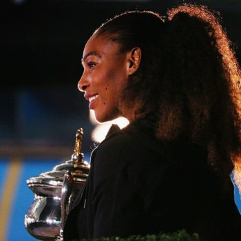 Serena Williams revealed what scares her most about becoming a mom