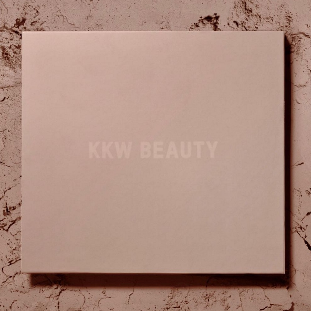 GASP: Kim Kardashian teased KKW Beauty's new powder contour palettes, and it's dropping soon