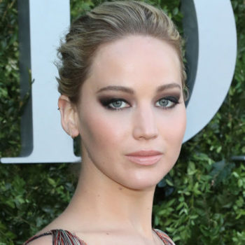 Jennifer Lawrence says she still lives in fear of her photo hack happening again
