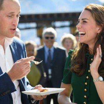 Here's why the Queen and the entire royal family can't eat shellfish