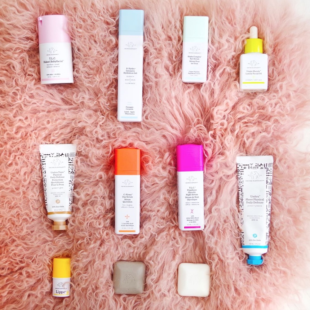 It's time to stock up on Drunk Elephant skin care products since they're on sale at Dermstore