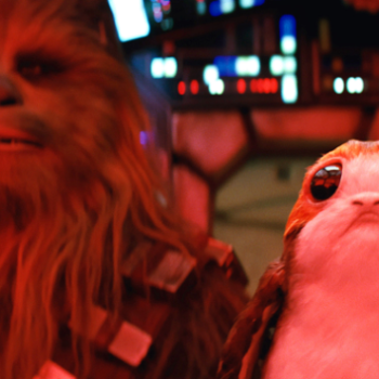 """""""Star Wars: The Last Jedi"""" will feature a new creature that might be even CUTER than BB-8"""
