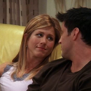 """This """"Friends"""" fan sent out 100 tweets about why Joey and Rachel should have ended up together"""