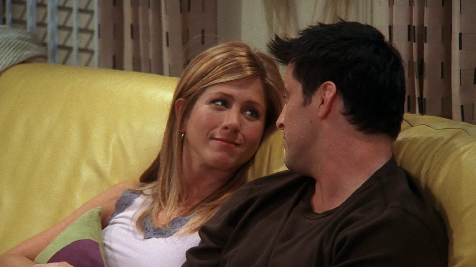 what episode do joey and rachel start dating