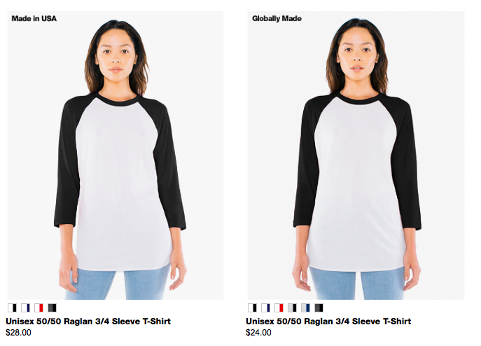 American Apparel is back, and we can tell you what's different