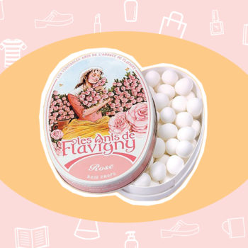 WANT/NEED: Fancy rose mints from France, and more stuff you'll want to buy