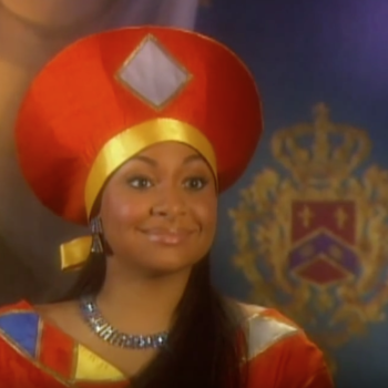 "Raven-Symoné talks reprising her role in ""Princess Diaries 3"""