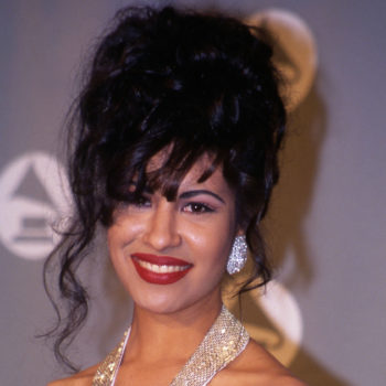 This one-of-a-kind hoodie is for the ultimate Selena fan