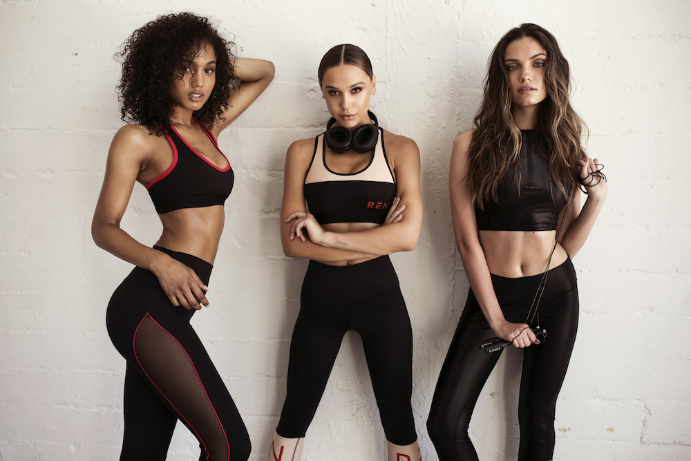 Revolve is selling model Alexis Ren's sexy new fitness line, and now we have an excuse to hit the gym