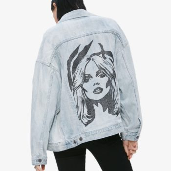 A new clothing collection from Obey and punk icon Debbie Harry is here