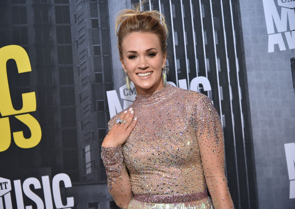 Carrie Underwood had a superhero pajama party for her family, and we have FOMO