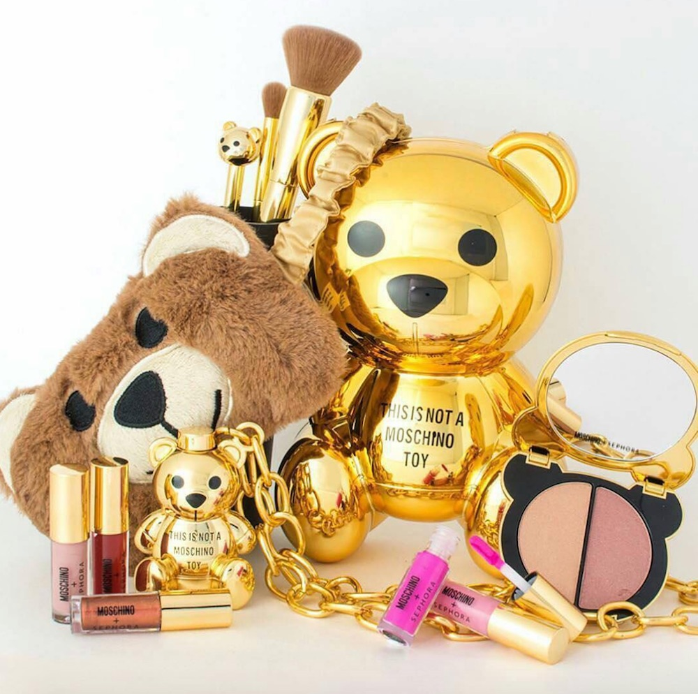 Update: Sephora's coveted Moschino collection won't be launching until September, WAHH