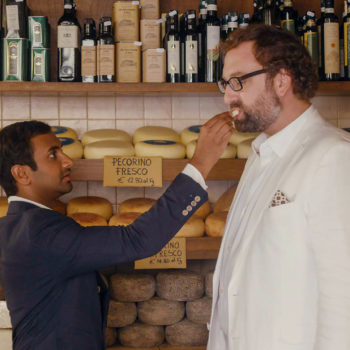 "This bakery is launching ""Master of None""-themed cupcakes, and TG"