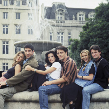 """""""Friends"""" is getting a book set for its 25th birthday, and we couldn't BE more excited"""