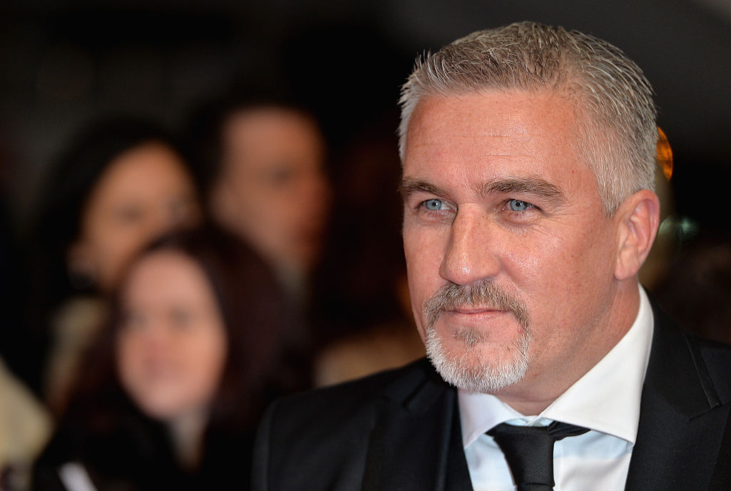 "Paul Hollywood wants you to know he's not a traitor for staying on ""Bake Off"""