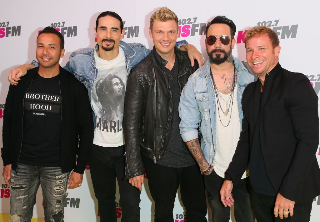 "One of the Backstreet Boys farted while recording ""The Call,"" and it made the final cut"