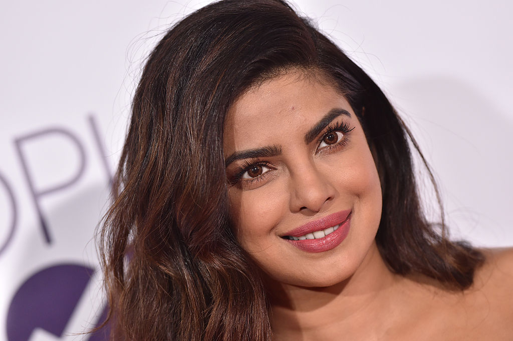Priyanka Chopra looks like a summer goddess in this toga-inspired gown