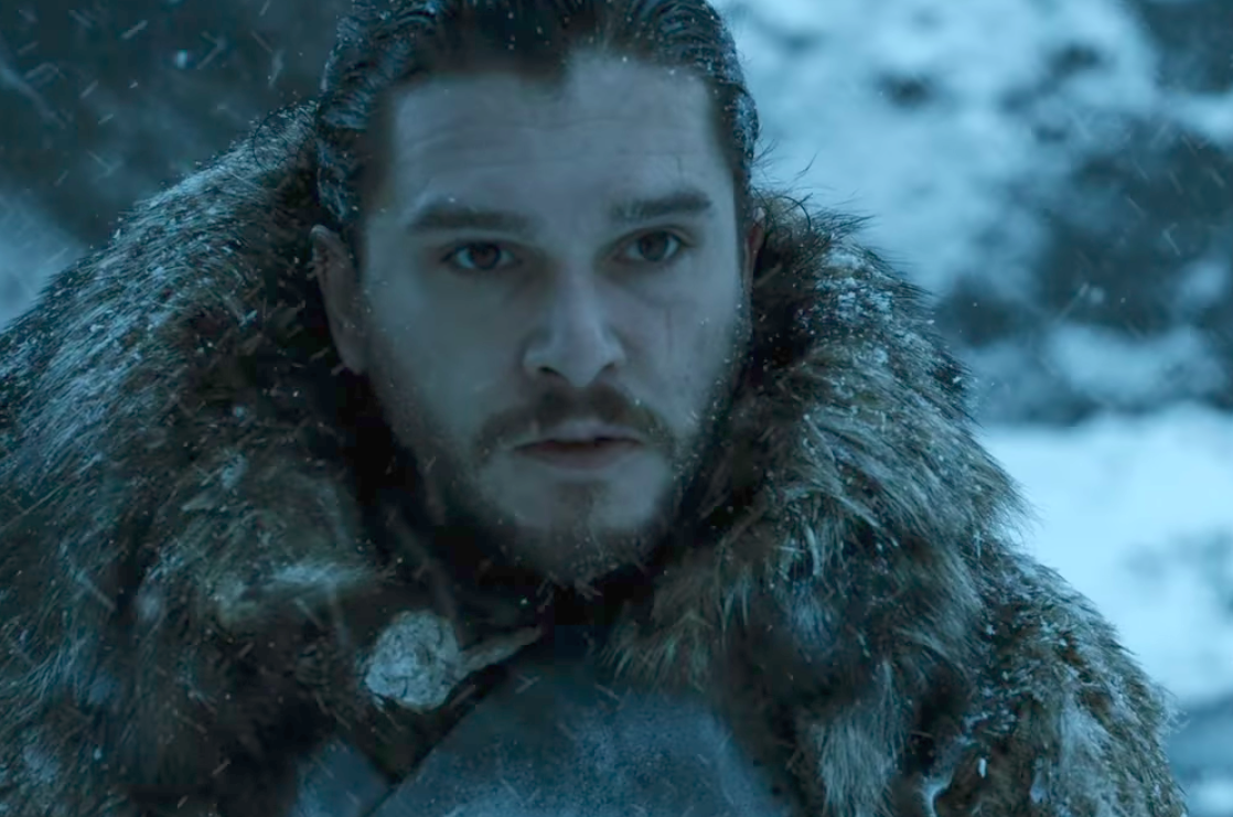 "Yes, Jon has made a huge mistake in the trailer for next week's ""Game of Thrones"""