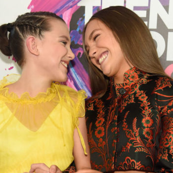 Millie Bobby Brown and Maddie Ziegler are each other's dates to the 2017 Teen Choice Awards