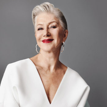 """Allure"" vows to stop using the word ""anti-aging"" and puts our queen Helen Mirren on its September cover"