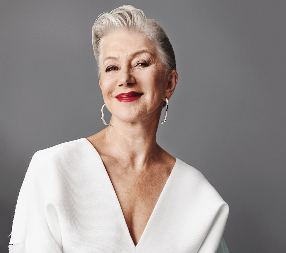 """""""Allure"""" vows to stop using the word """"anti-aging"""" and puts our queen Helen Mirren on its September cover"""