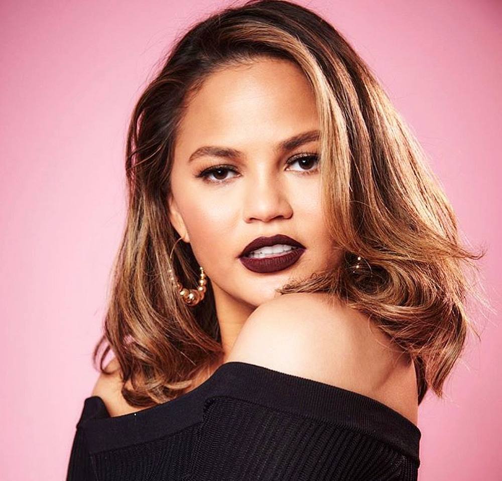 Chrissy Teigen keeps it real by admitting she gets jealous of other women's bodies