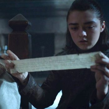 Here's why that letter Arya found stuffed in Littlefinger's mattress is really important
