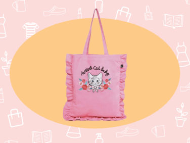 WANT/NEED: A tote bag for your inner weird cat lady, and more stuff you'll want to buy